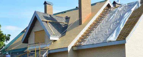maison toit travaux